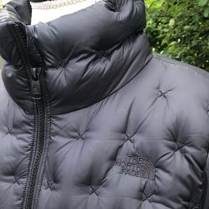 The North Face Jackets & Coats - The Northface quilted down jacket EUC